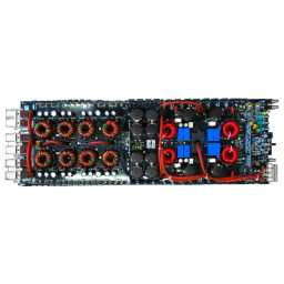 DB1.6 1Ohm Class D Monoblock Subwoofer 12v Power Amplifier Complete Populated PCB Assembly V1
