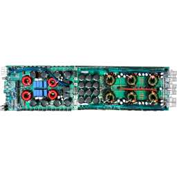 DB1.7 1Ohm Class D Monoblock Subwoofer 12v Power Amplifier Complete Populated PCB Assembly V1