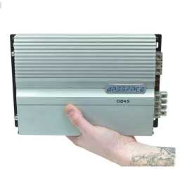 DB4.5 4/3/2 Channel Class D Bridgeable Mini Stereo 12v Power Amplifier 920w Verified RMS Power Output