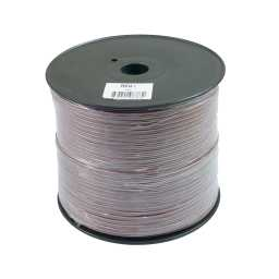 PSC18.1 300m Roll 18AWG .82mm Pure OFC Speaker Cable 70 Strand