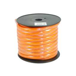 PWP0.1 15m Roll CCA 0AWG 53mm Orange Power Cable 4704 Strand