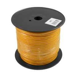 PWP8.1 75m Roll CCA 8AWG 8.4mm Orange Power Cable 728 Strand