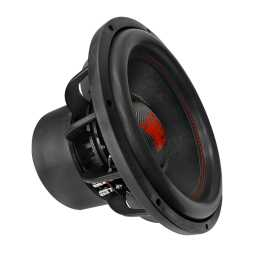 "RED15.4 15"" 38cm 2x2Ohm DVC Subwoofer 2500w RMS"