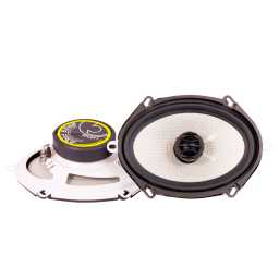 "SPL57.1 5x7 6x8"" 14x19cm 4Ohm Coaxial 2 Way Speaker Pair 250w RMS"