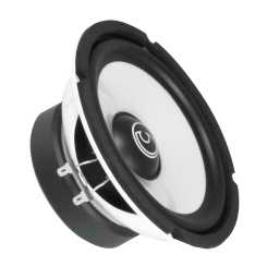 "SPL6M.3 6.5"" 16.5cm 4Ohm SVC Midbass Woofer Single 125w RMS"
