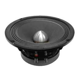 "SPL8M.2 8"" 20cm 4Ohm SVC Midrange Bass Woofer Single 250w RMS"