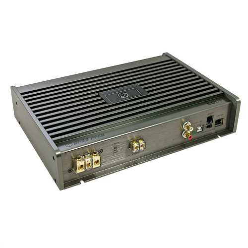SQ1 1 Class D Monoblock Subwoofer 12v Power Amplifier With